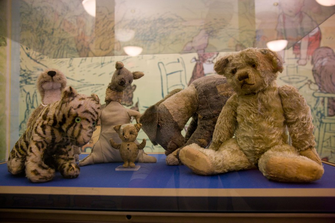 How Winnie-the-Pooh Became a Household Name