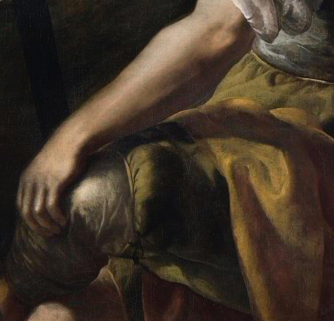 Once Attributed to a Male Artist, 'David and Goliath' Painting Identified as the Work of Artemisia Gentileschi