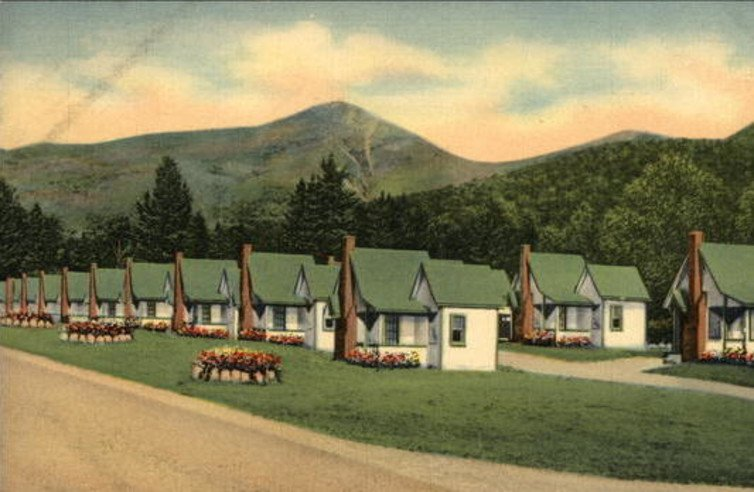 The Rise and Fall of the Great American Motel