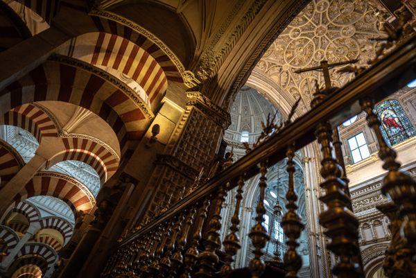 Coexistence between Christians a Muslims in Mezquita de Córdoba thumbnail