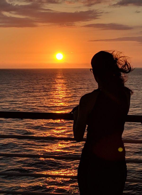 Sunset Girl thumbnail