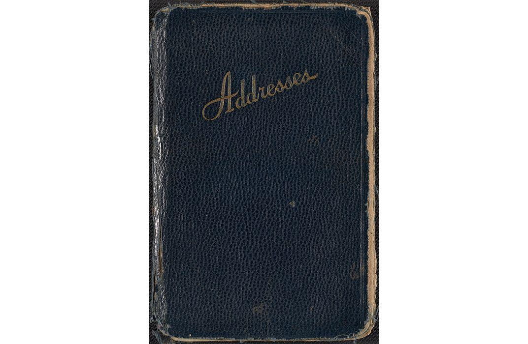 What's Inside Jackson Pollock's Address Book?