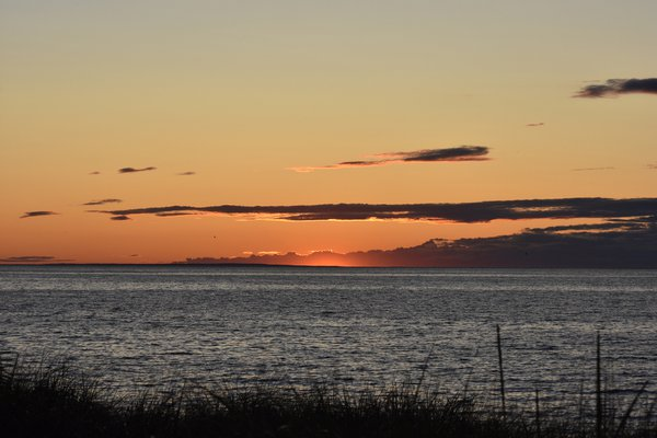 Sunset Over Cape Cod Bay in Welfleet thumbnail