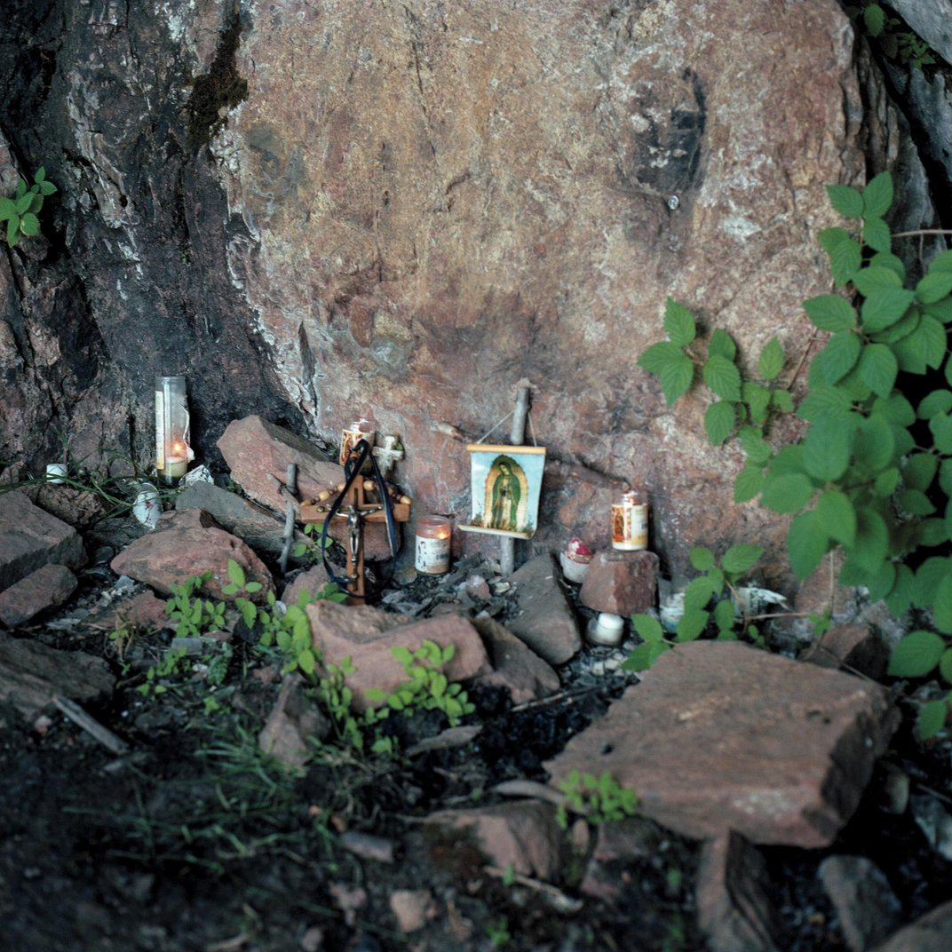 The Inspiring Monk Who Lived in a New Mexico Cave