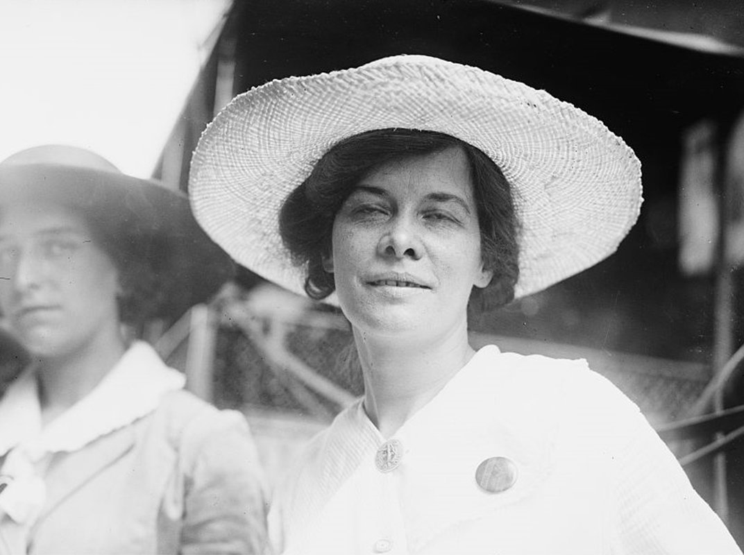 The Original Women's March on Washington and the Suffragists Who Paved the Way