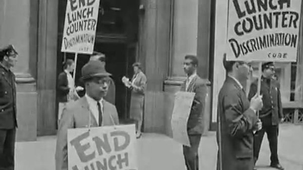 Preview thumbnail for Restaging the Greensboro Counter Sit-In