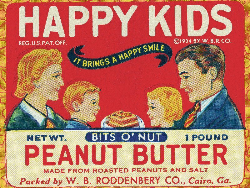 A Brief History of Peanut Butter