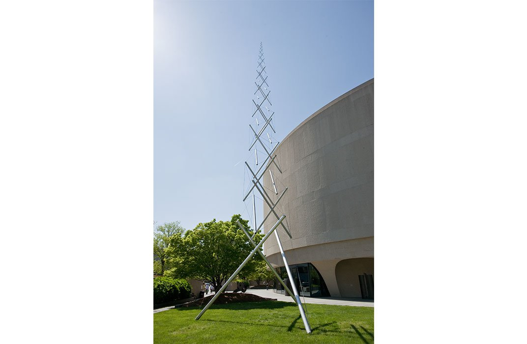 How Does the Hirshhorn's 60-Foot