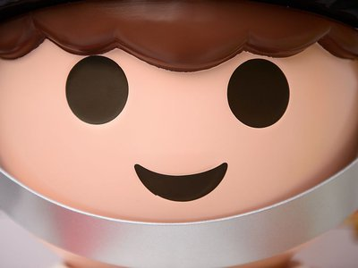 Playmobil is sold in nearly 100 countries worldwide.