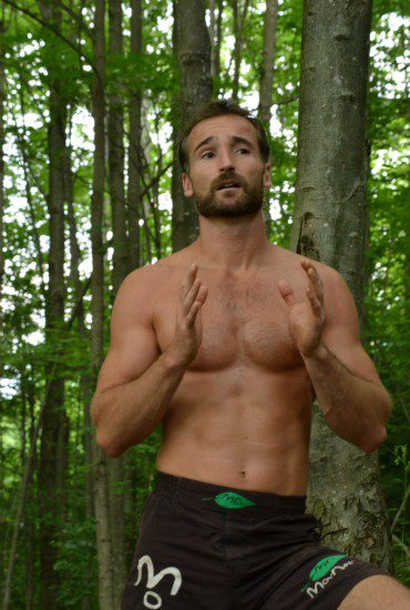 Backwoods Workouts With the World's Fittest Man