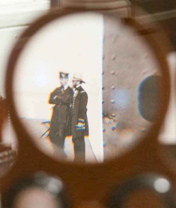 Civil War Photography Gets 3-D Treatment in New Exhibit at the Castle