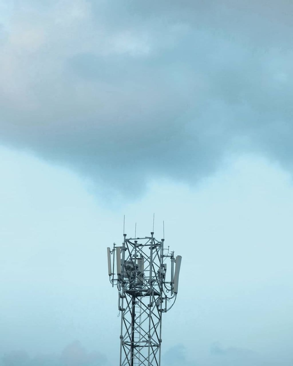 Tower with Cloud thumbnail