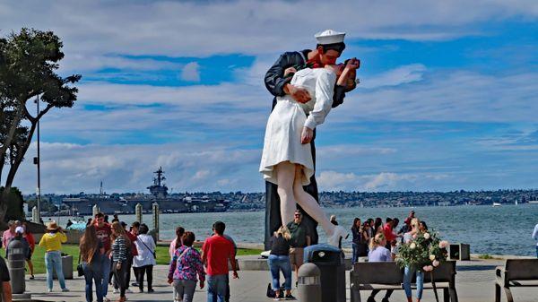 Historic Navy times in an historic Navy port.  thumbnail