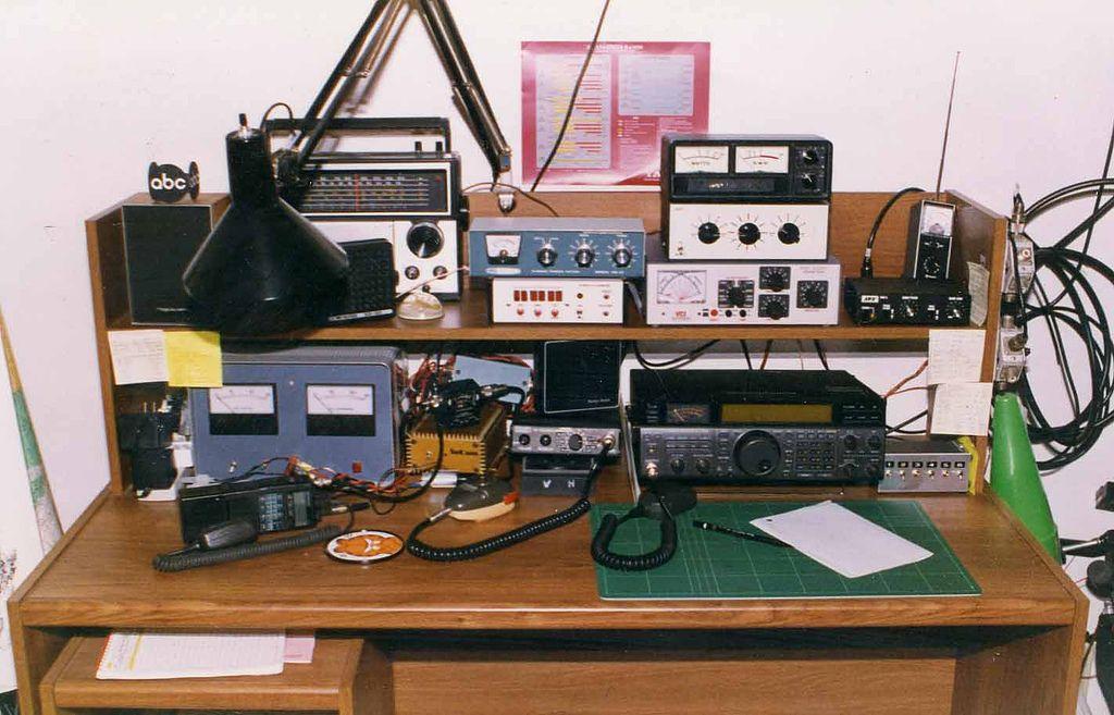 Why Amateur Radio Operators Are Watching Hurricane Harvey