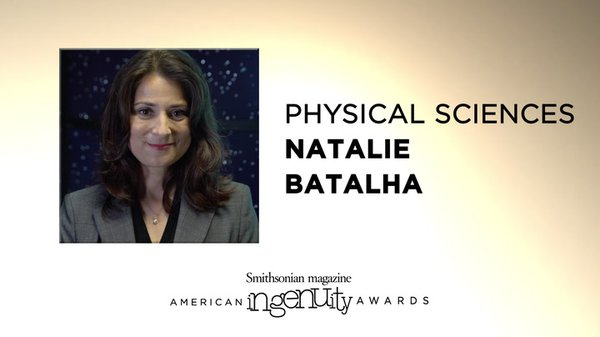 Preview thumbnail for Meet Natalie Batalha, the Explorer Who's Searching for Planets Across the Universe