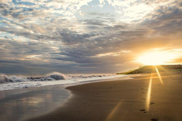 Sun on the sand thumbnail