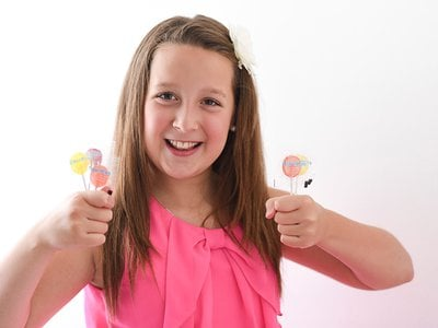 With some seed money from her grandparents, Alina Morse started her very own business.