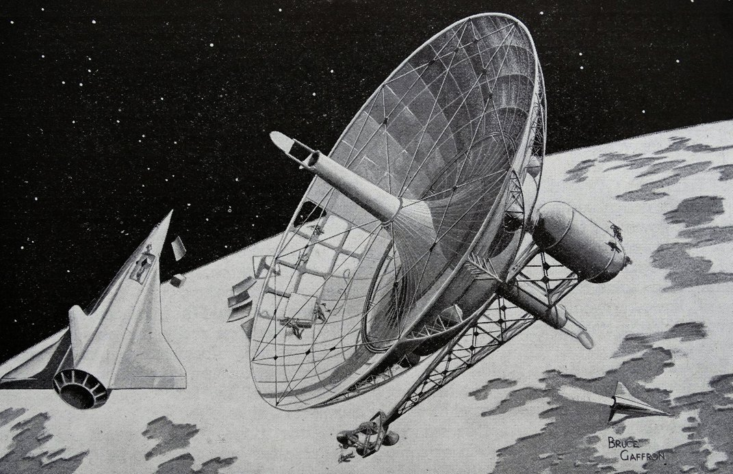 The Missions to the Moon That Never Left the Drawing Board