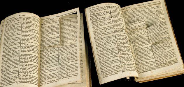Thomas Jefferson Bible