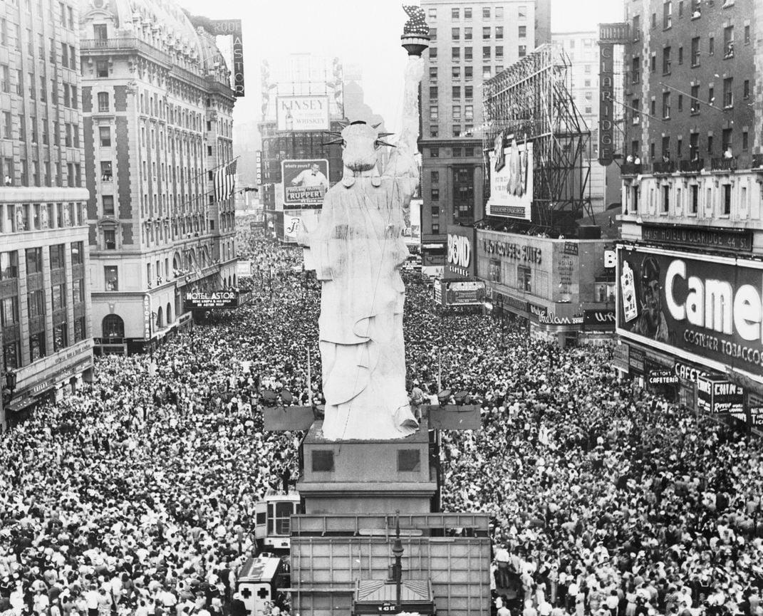 NYC celebrations