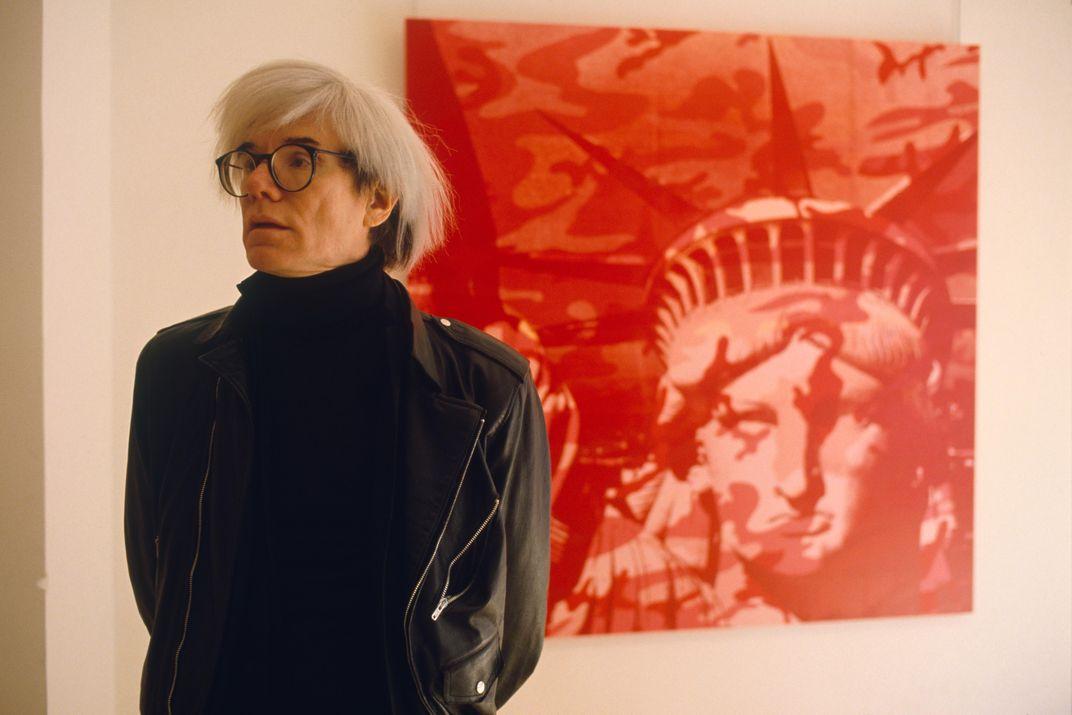 Take a Virtual Tour of Tate Modern's Andy Warhol Exhibition