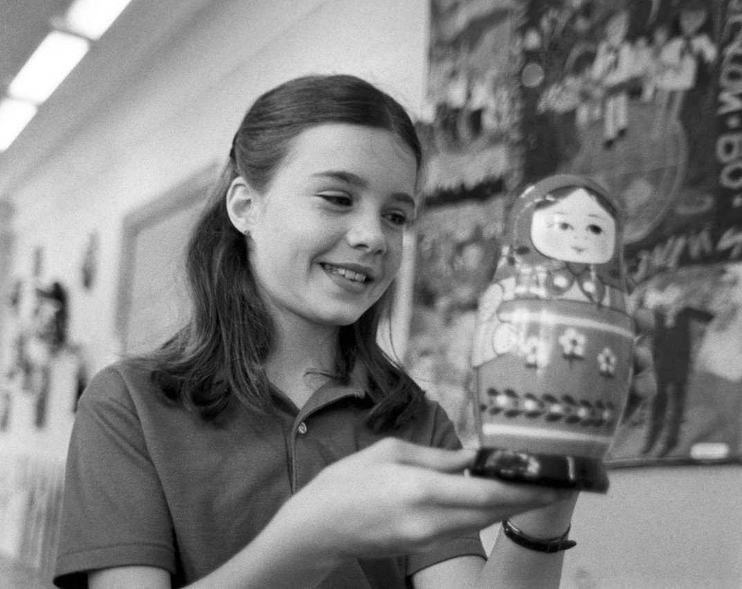 The Surprising Story of the American Girl Who Broke Through the Iron Curtain