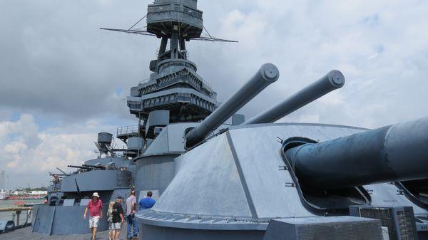 Battleship Galveston thumbnail