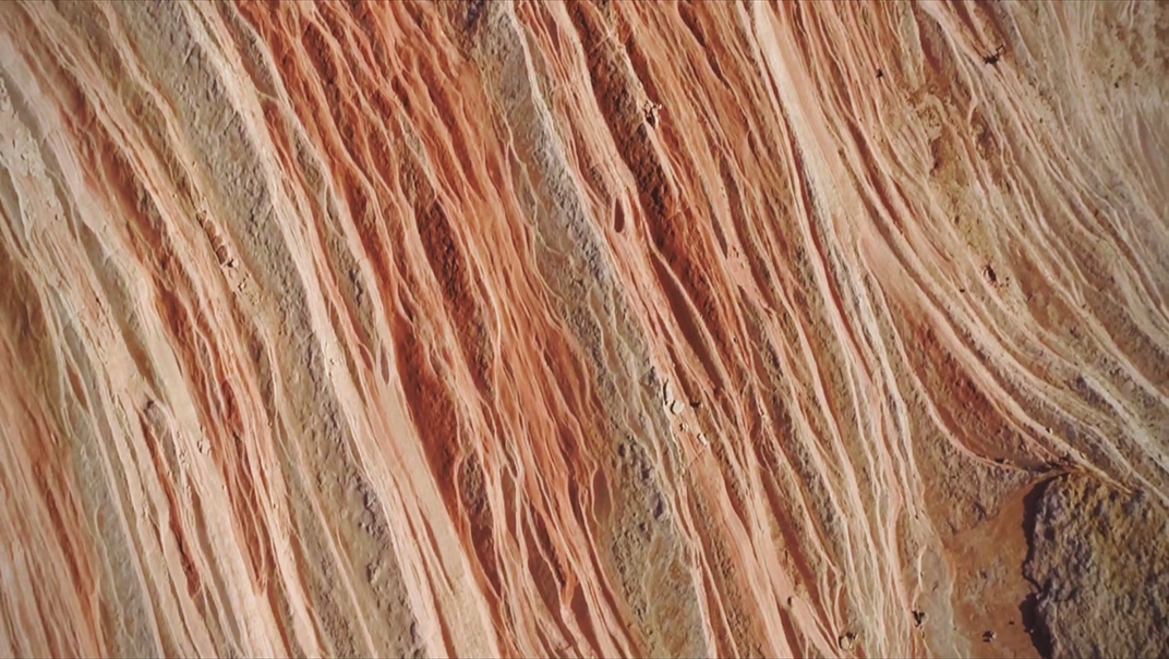 Beautiful Drone Video Captures Rarely Visited Area of Arizona's Vermilion Cliffs