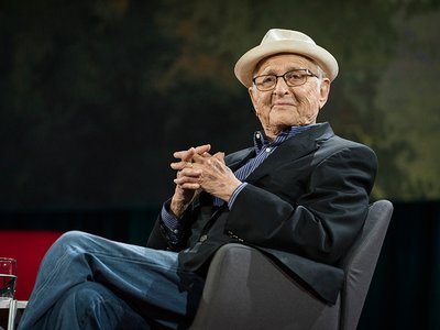 Listening to Norman Lear tell his stories is to hear the last 100 years.