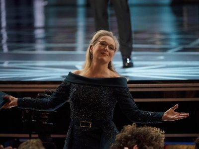 The three-time winning Meryl Streep (above at the 2017 Academy Awards) with 21 nominations under her belt appears to be a rare exception to the Oscar Jinx.