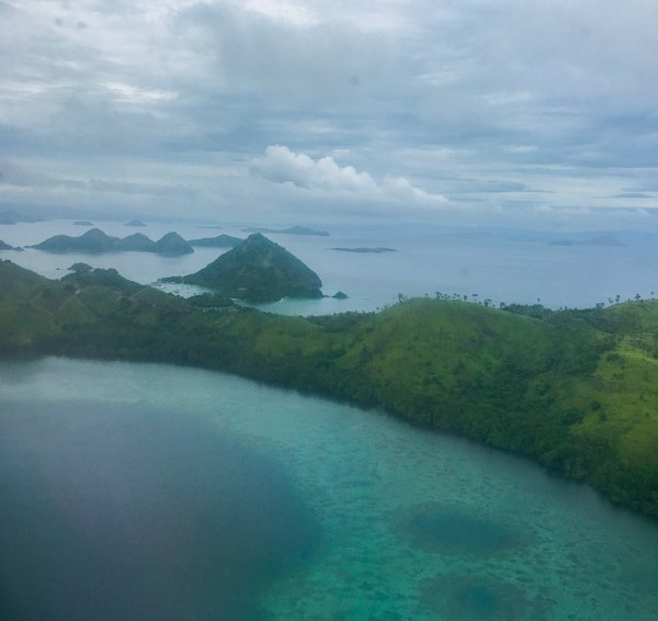 Descent into Labuan Bajo thumbnail
