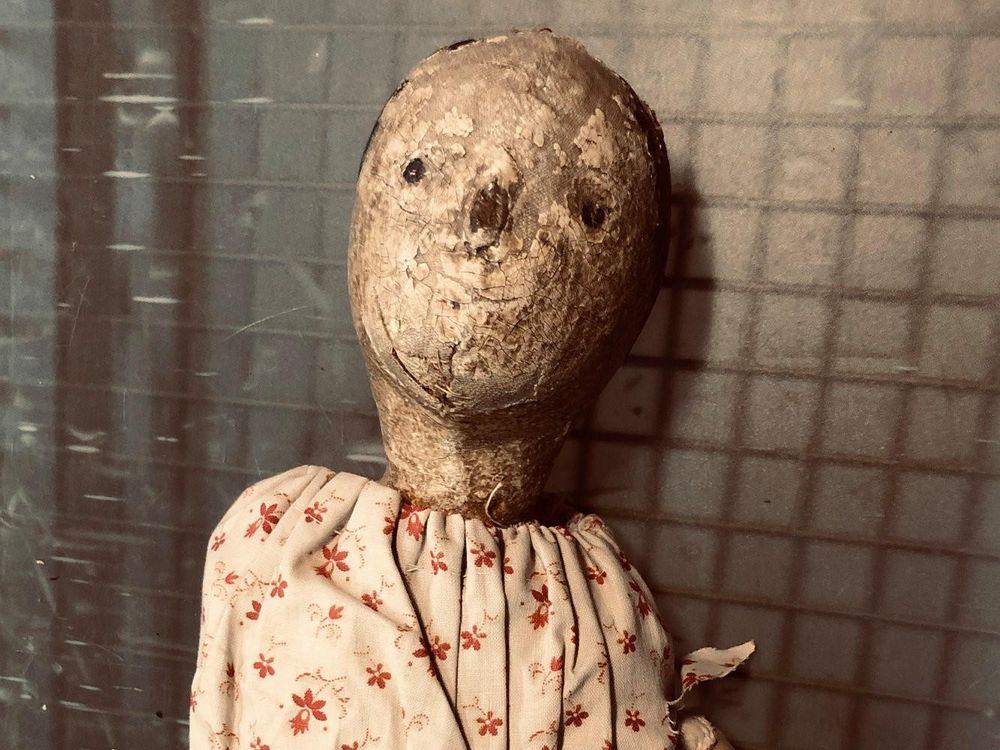 creepy doll three