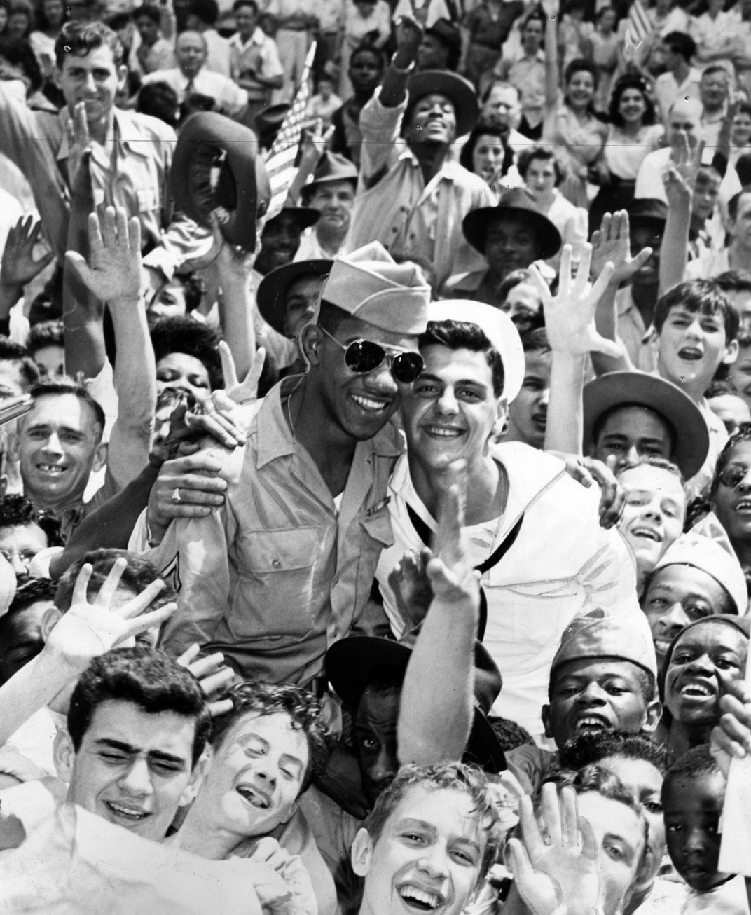 Looking Back on V-J Day 75 Years Later