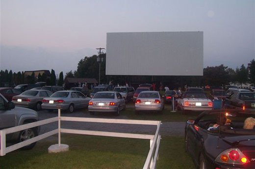 The History of the Drive-In Movie Theater