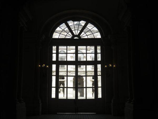 Window at the Royal Palace, Madrid thumbnail