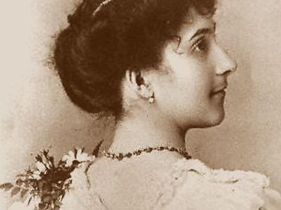 Jeanne Calment in 1895