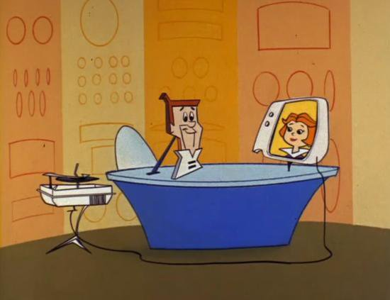 Future Calling: Videophones in the World of The Jetsons