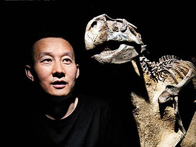 Discoverer of more dinosaur species than any other living scientist, Xu Xing says some dinosaurs have birdlike traits, including feathers.