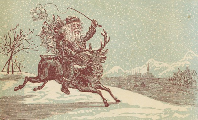 Forgetful Santa