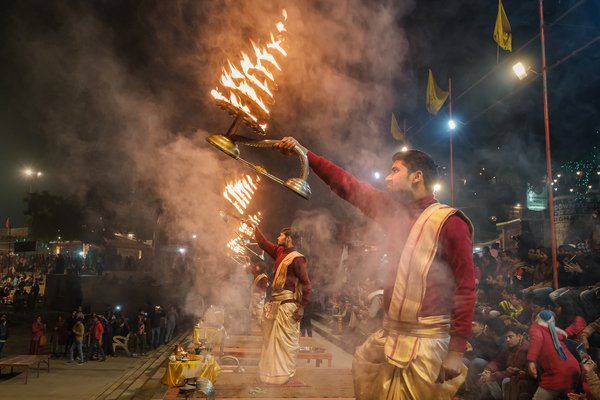 The Ganga Aarti thumbnail