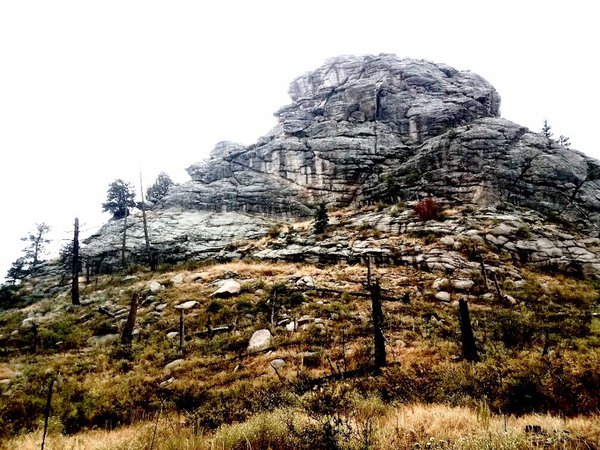 Summer rain, Rocky Mountains thumbnail