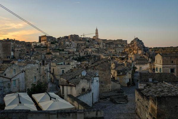 The afternoon of Matera thumbnail