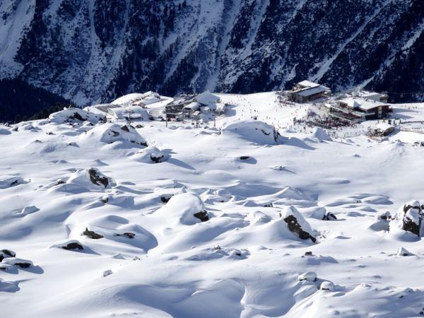 Skiing in Iscghl, Austria thumbnail