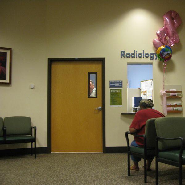 Health clinic waiting area thumbnail