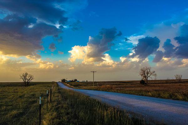Western Kansas color and magic thumbnail