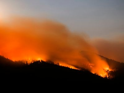 New research suggests that clouds affected by wildfire smoke hold more water droplets but are tiny and less likely drop as rain.