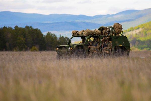 Latest military tech in Croatia thumbnail