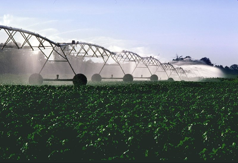 How Center Pivot Irrigation Brought the Dust Bowl Back to Life