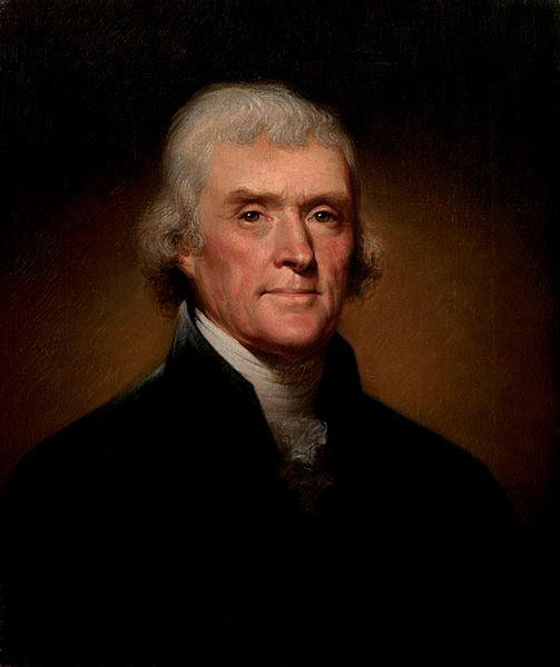 Jefferson Portrait
