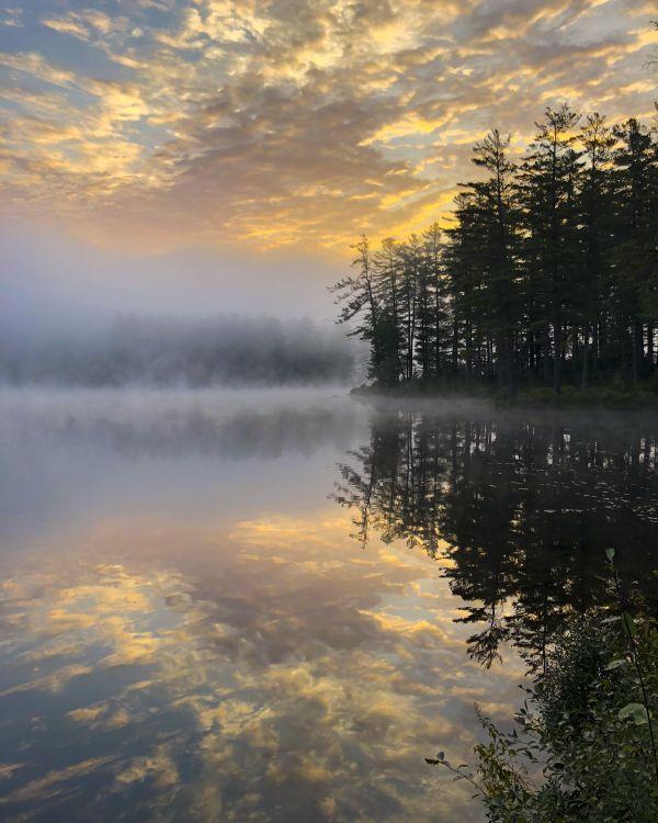 Lowell Lake Morning thumbnail